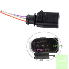 For VW AUDI Skoda 3-Way New 3 PINS Connector Plug Wire Pigtail 1J0973803