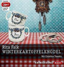 RITA FALK - WINTERKARTOFFELKNÖDEL - MP3 CD Neu/OVP