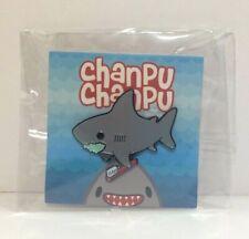 "Bimtoy Tiny Ghost Shark Chanpu Chanpu Dental Hygiene Enamel Pin LE200 1.5"" New"