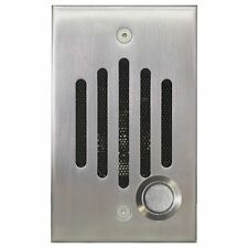 Channel Vision Solid Brass Door Station intercom IU-0302