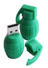 Pendrive verde USB 2.0 da 8 GB