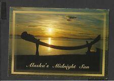 Alaska Joe  Colour Postcard Alaska's Midnight Sun Arctic Alaska unposted