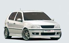 Rieger front spoiler labbro per VW Polo 6n2 dal modello 2000