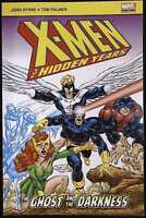 MARVEL COMICS X-Men: The Hidden Years: The Ghost and the Darkness by John Byrne