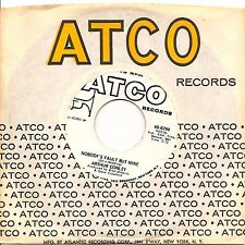 ARTHUR CONLEY - NOBODY'S FAULT BUT MINE / DAY-O Atco 6790 promo unplayed Mint-