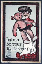 B E Teddy Bear - Let Me Be Your Teddy Bear? P574