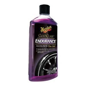 Meguiars 473ml Bottle Endurance High Gloss Tyre Gel