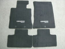 Hyundai Genesis coupe factory carpet floor mats 10-13