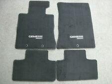 Hyundai Genesis coupe factory carpet floor mats 10-13