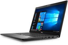 """Dell Latitude 7480 14"""" HD i7-7600U 16GB 256GB SSD Thunderbolt 3 Webcam 3Yr Wrty"""