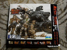 (PC GAME Boxset) SNK METAL SLUG Collection 1~2P (Multi Language) 1~6,X DVD win7