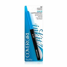 COVERGIRL ~ INK IT! PERFECT POINT PLUS ALL-DAY EYE PENCIL ~ #240 AQUAMARINE INK~