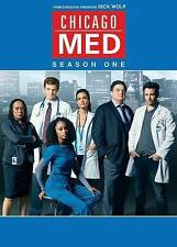 Chicago Med: Season One (DVD, 2016, 5-Disc Set) Ships First Class