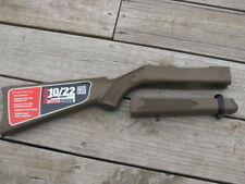 Ruger 10/22 takedown stock rilfe MICA bronze forearm buttstock W/ band & screws