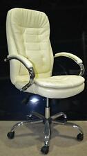 Heavy Duty Cream Office Chair