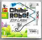 Chibi robo zip lash Neuf sous blister Jeu Nintendo 3DS