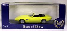 Intermeccanica Indra spider 1971 1/43 BOS  Neuf boite 43180 Best of Show  Italie