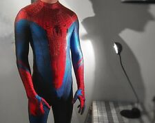 Amazing Spider-Man 1 Full Detail Cosplay Movie Replica Costume