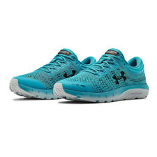 Under Armour Mens Charged Bandit 5 Running Shoes Trainers Sneakers Green Sports
