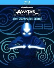 Avatar: The Last Airbender - The Complete Series (Blu Ray, 2018, 9-Disc Set)