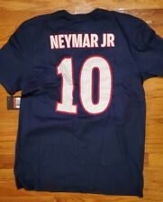 *WOW* NIKE NEYMAR PSG SHIRT Men L paris soccer training jersey futbol