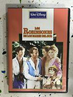 Los Unico De Los Mares Del Sud DVD Spagnolo Inglese Tedesco Walt Disney Am