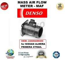 DENSO MAF MASS AIR FLOW METER SENSOR 22680AW400 for NISSAN ALMERA PRIMERA XTRAIL
