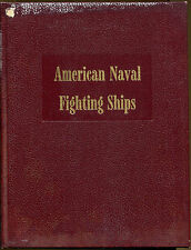 Dictionary of American Naval Fighting Ships Volume 1-1964 Revised Edition