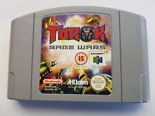 N64 Turok Rage Wars - Nintendo64