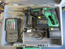 Hitachi DH24DVA 24v SDS Drill  x2 Batteries inc VAT