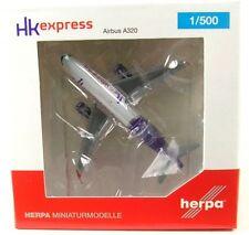 Airbus A320 Hong Kong HK Express (Reg.B LCC Char Ues Baau)