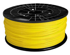 FILAMENT - FIL imprimante 3D FLEXIBLE 1.75mm JAUNE 800grs  RUB175JAU