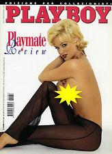"""GLI SPECIALI DI PLAYBOY N°32 /NOV/1999 Ediz. per COLLEZIONISTI """" Playmate Review"""