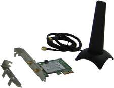 HP Hewlett Packard WLAN PCI Express PCIe Karte 1x 802.11b/g/n FH971AA WPA2 NEU
