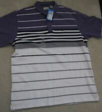 Izod PerformX Golf Polo Shirt XL BNWT Brand New with Tags Retail $66 Purple