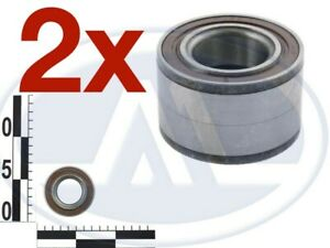 2x Lada Samara, 2115, Kalina Rear Wheel Hub Bearing 6-256706