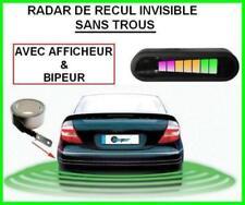 RADAR DE RECUL VOITURE INVISIBLE - ELECTROMAGNETIQUE - SANS TROUS - TOP VENTE