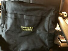 Waffle House tote  bag  black