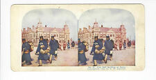 Ingersoll Stereoviews: Siege of Port Arthur #67, City Hall Building at Dalny