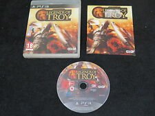 PS3 : WARRIORS : LEGENDS OF TROY - Completo, ITA ! Da Koei !