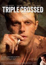 JACK/LOCKHART,SEAN PAUL BROCKETT - TRIPPLE CROSSED  DVD NEU