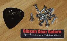 Squier Stratocaster Pickguard Screw Set Guitar Parts Telecaster Pick 12 Screws