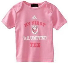 DC United My First DC United pink t-shirt NWT MLS new with tags 12 Months soccer
