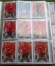 Match Attax - 2013/2014 - Cardiff City - 13x Cards - Exc Con - Free Post!