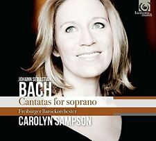 Cantatas Bwv152 & 199 & 202 - Carolyn Bach / Sampson (2017, CD NEUF)