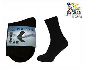 HYGRAD Waterproof Outdoor Socks Muslim Prayer Wudhu Socks Sharia Compliant UK