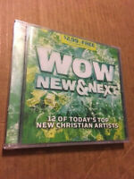 """NEW/SEALED CHRISTIAN MUSIC CD - """"WOW: NEW & NEXT"""" (COMPILATION - 2011)"""