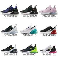 Nike Air Max 270 GS Womens Youth Junior Kids Running Shoes Sneakers Pick 1