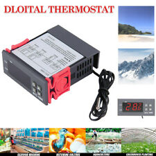 STC-1000 Digital Temperature Thermostat Controller auto Heating & Cooling 12V