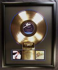 Michael Jackson Thriller LP, Cassette Gold Non RIAA Record Award Epic Records